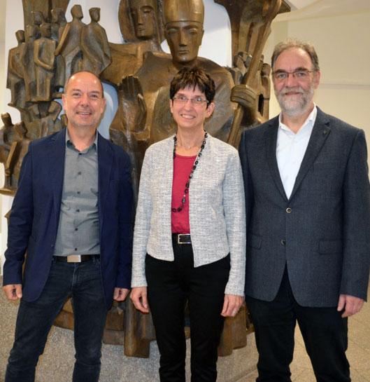 DiAG MAV Bistum Mainz, Vorstand 12 2018